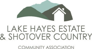 Lake Hayes Estate and Shotover Country Community Association Logo